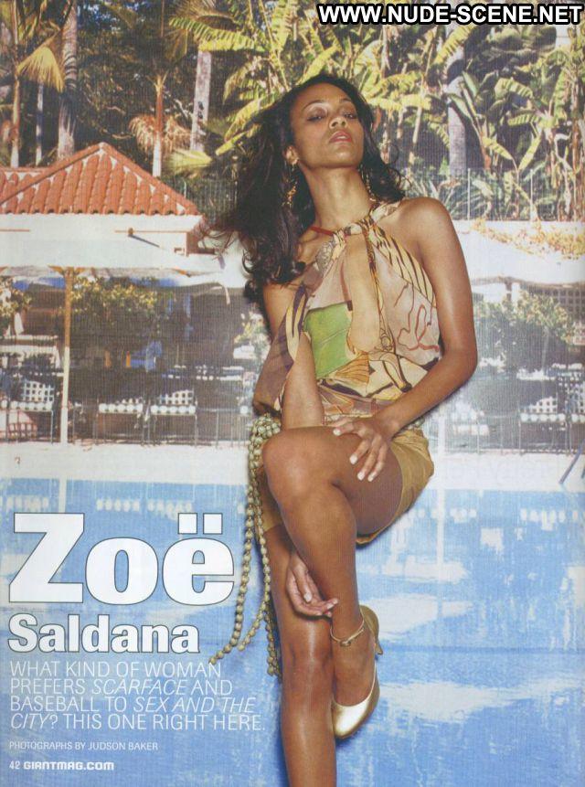 Zoe Saldana No Source Posing Hot Nude Sexy Dress Hot Sexy Posing Hot