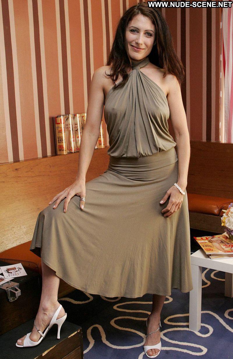 Lisa Edelstein No Source Celebrity Posing Hot Babe