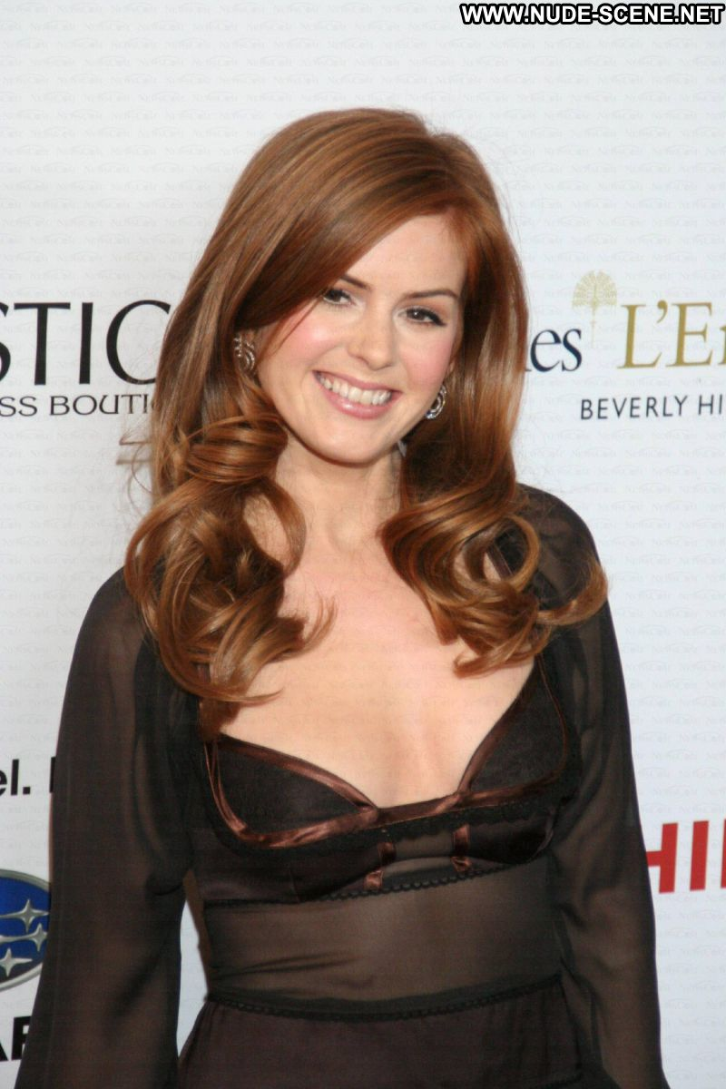 Isla Fisher No Source Celebrity Posing Hot Babe Celebrity