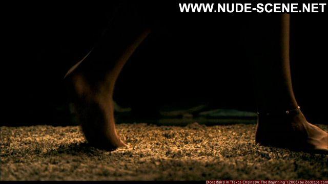 Diora Baird Texas Chainsaw Nude Scene Sexy Scene Nude Celebrity