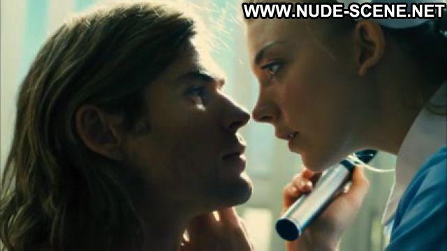 Natalie Dormer Rush Nurse Uniform Sex Scene Blonde Female