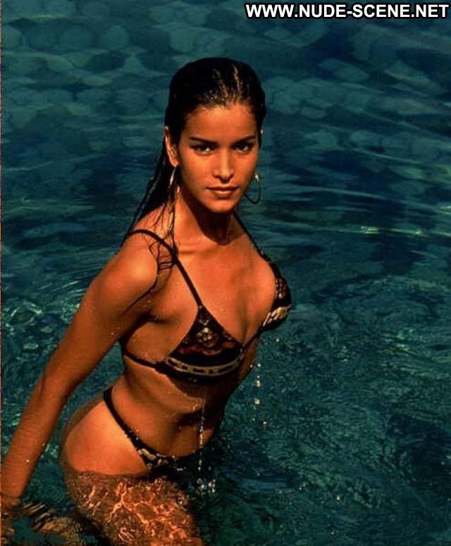Patricia Velasquez No Source Ass Posing Hot Babe Hot Celebrity Tits