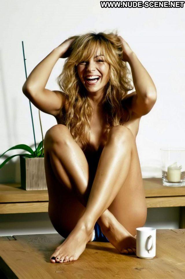 Sarah Nile Blonde Nude Scene Posing Hot Big Tits Babe Bikini Cute