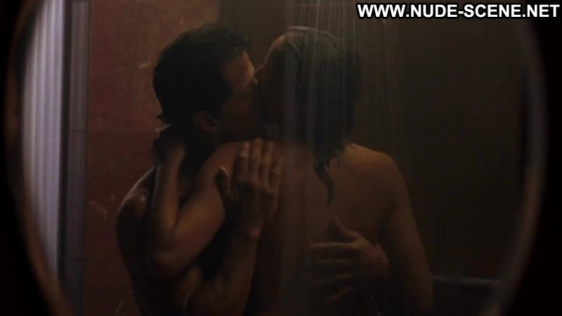 All Luanne shower scene nude