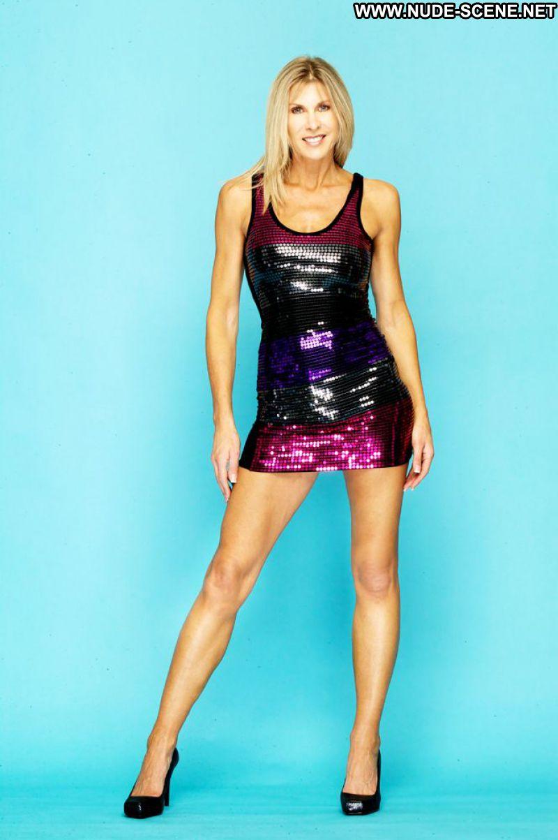 Sharron Davies No Source Celebrity Posing Hot Babe Big