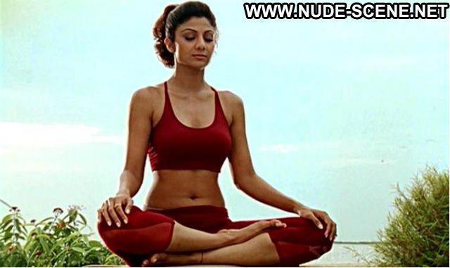 Shilpa Shetty Workout Brunette Showing Tits Nude Scene Doll