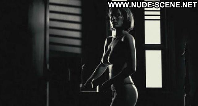 Carla Gugino Sin City  Sexy Scene Sexy Celebrity Posing Hot Celebrity