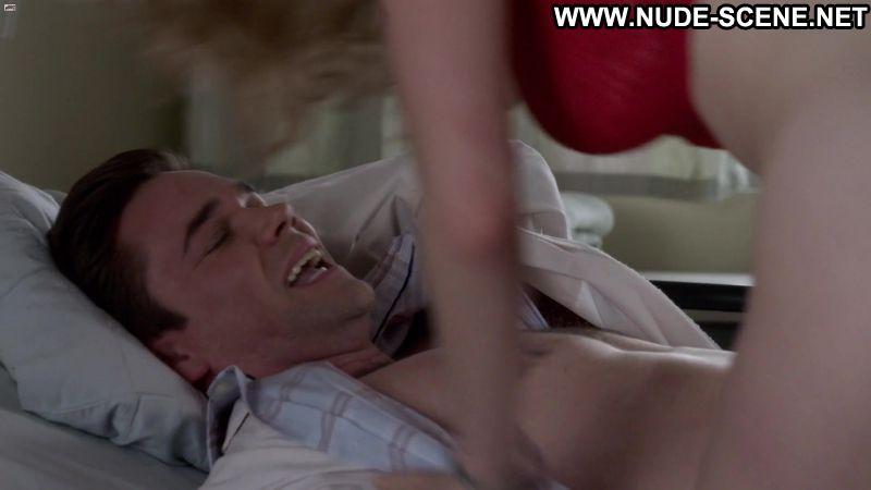 nurse jackie sex scene