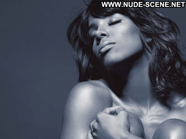 Kelly Rowland No Source Nude Bikini Posing Hot Singer Ebony Posing