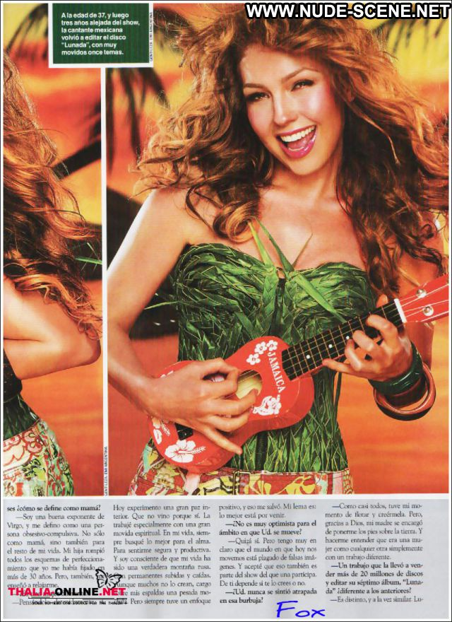 Thalia No Source Cute Mexico Posing Hot Sexy Latina Sexy Dress Nude