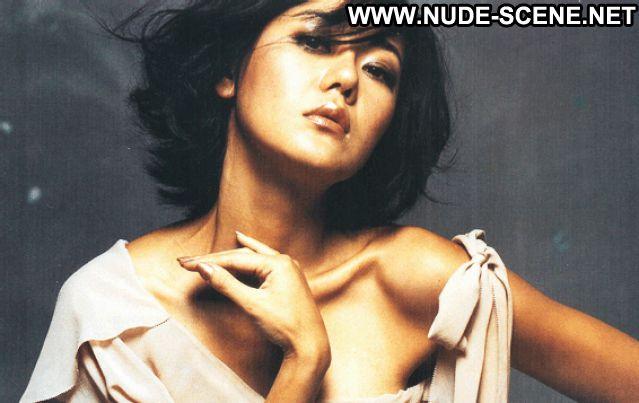 Yunjin Kim No Source Cute Brunette Nude Scene Celebrity Asian
