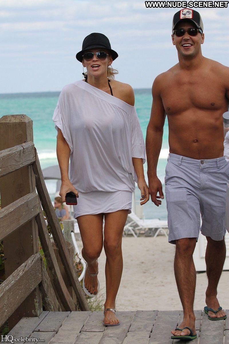 Jenny Mccarthy No Source Celebrity Beautiful Babe Posing Hot
