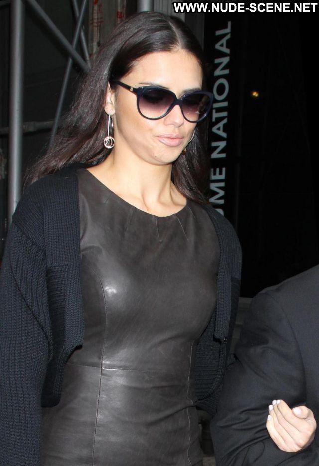 Adriana Lima No Source Latina Celebrity Fetish Leather Nude Scene