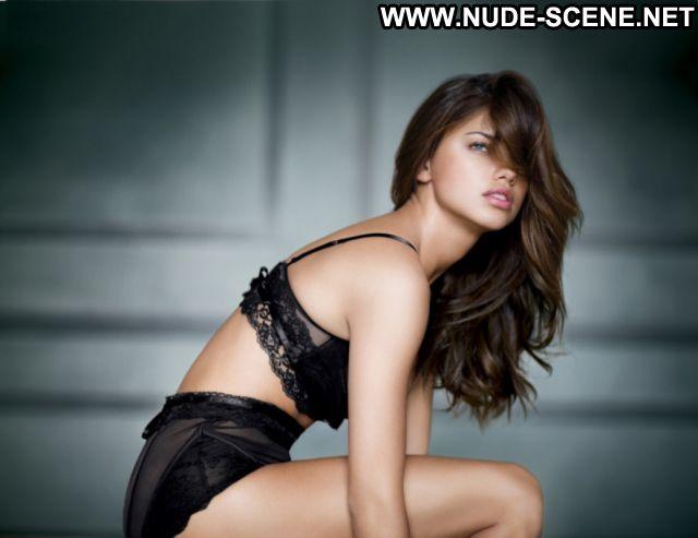 Adriana Lima No Source  Nude Scene Posing Hot Lingerie Celebrity