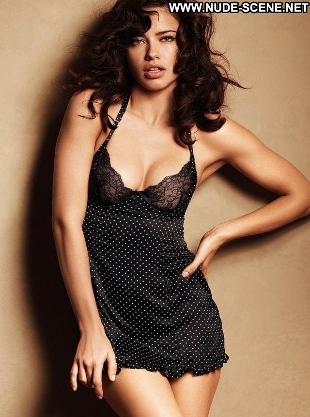 Adriana Lima No Source Nude Celebrity Latina Lingerie Celebrity