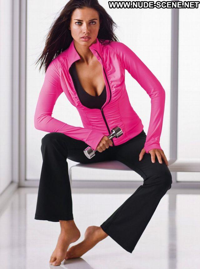 Adriana Lima Workout Spandex Celebrity Nude Scene Actress