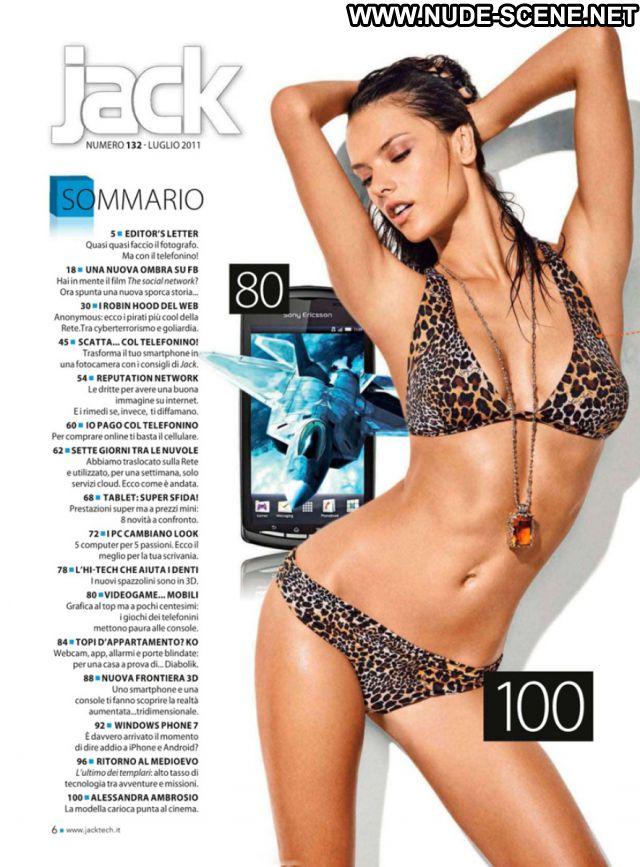 Alessandra Ambrosio No Source Brazil Nude Posing Hot Nude Scene