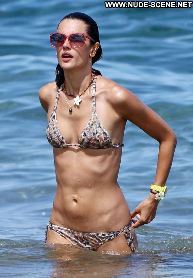 Alessandra Ambrosio No Source Nude Celebrity Nude Scene Celebrity