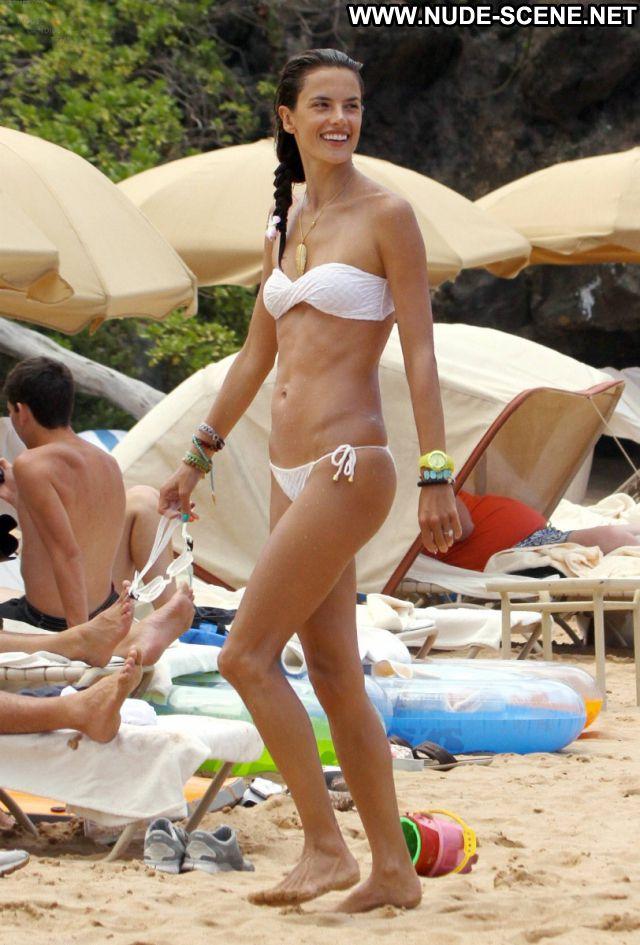 Alessandra Ambrosio No Source Nude Scene Latina Brazil Celebrity Nude
