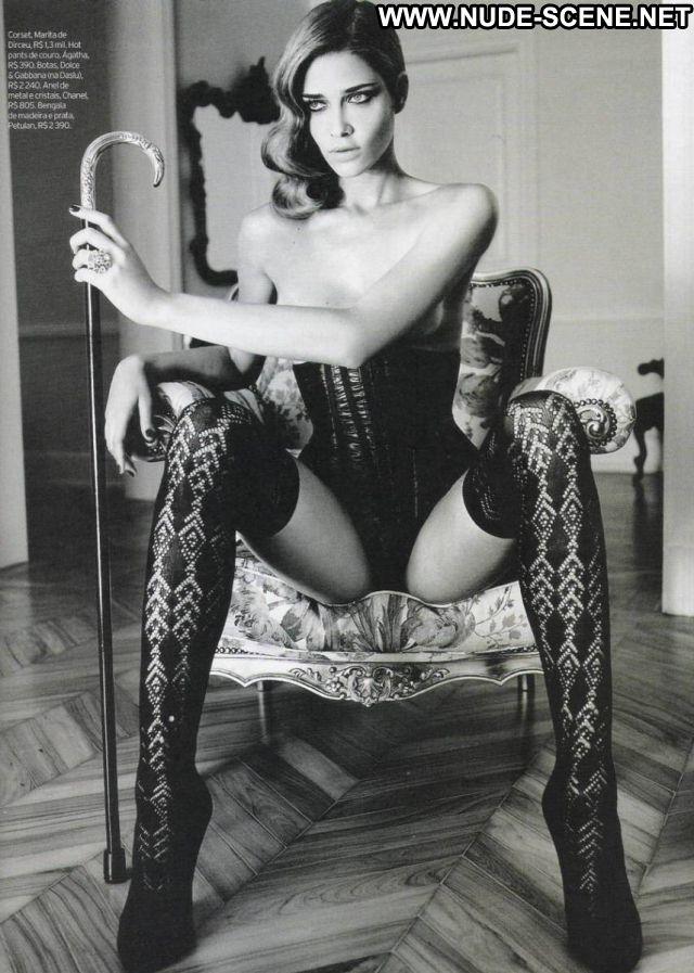 Ana Beatriz Barros No Source Blonde Nude Scene Latina Nude Celebrity