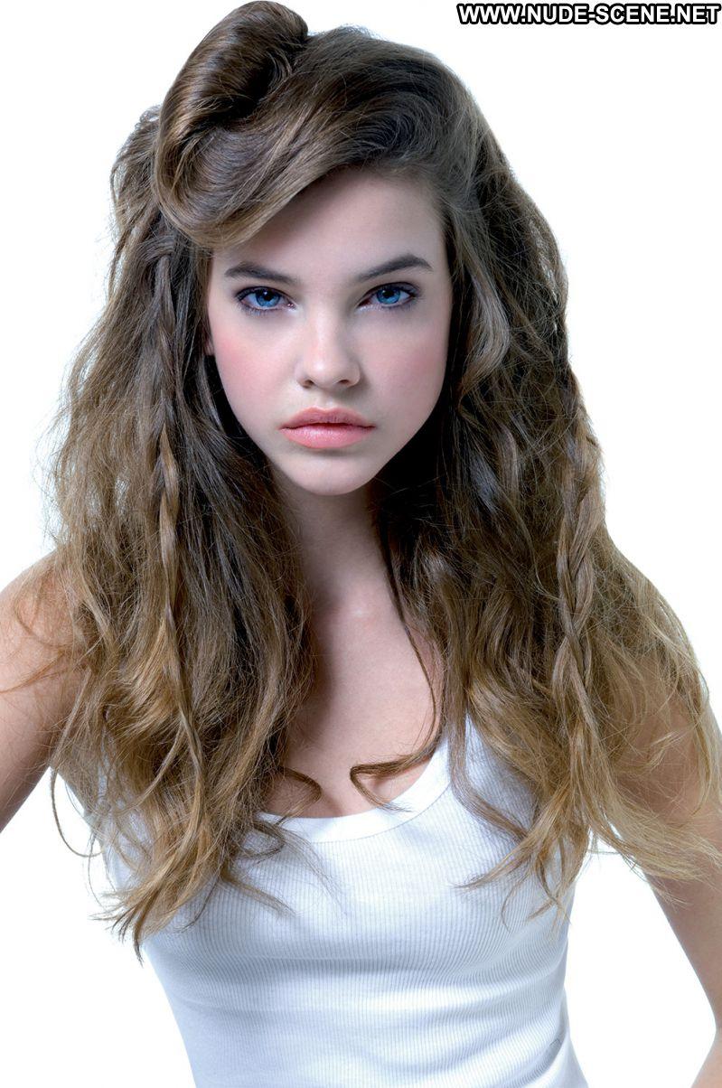 Barbara Palvin No Source Celebrity Posing Hot Brown Hair