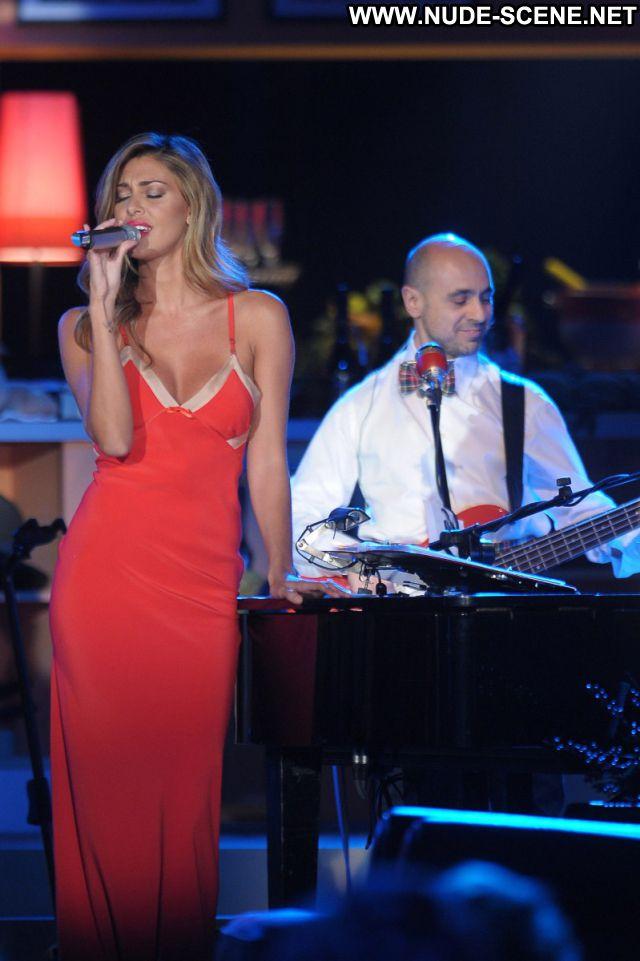 Belen Rodriguez No Source Celebrity Babe Posing Hot Argentina Blonde
