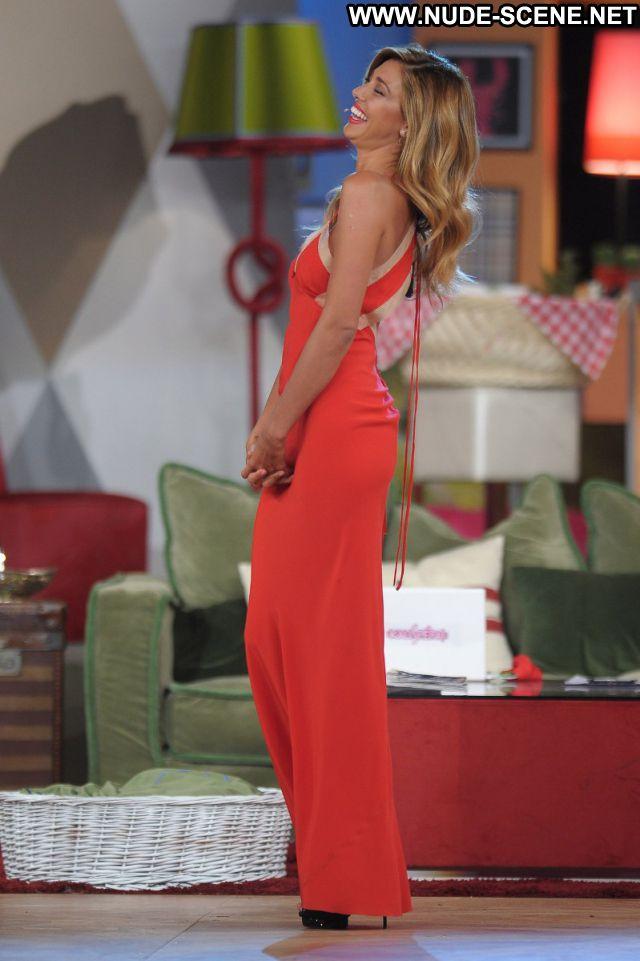 Belen Rodriguez No Source Posing Hot Celebrity Celebrity Babe Blonde
