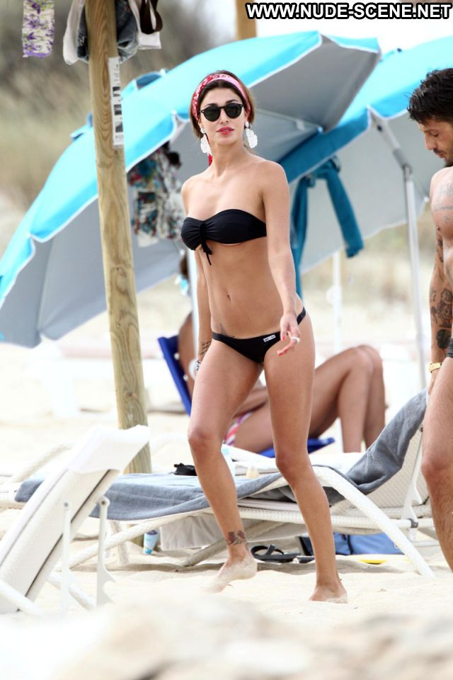 Belen Rodriguez No Source Nude Celebrity Blonde Posing Hot Argentina