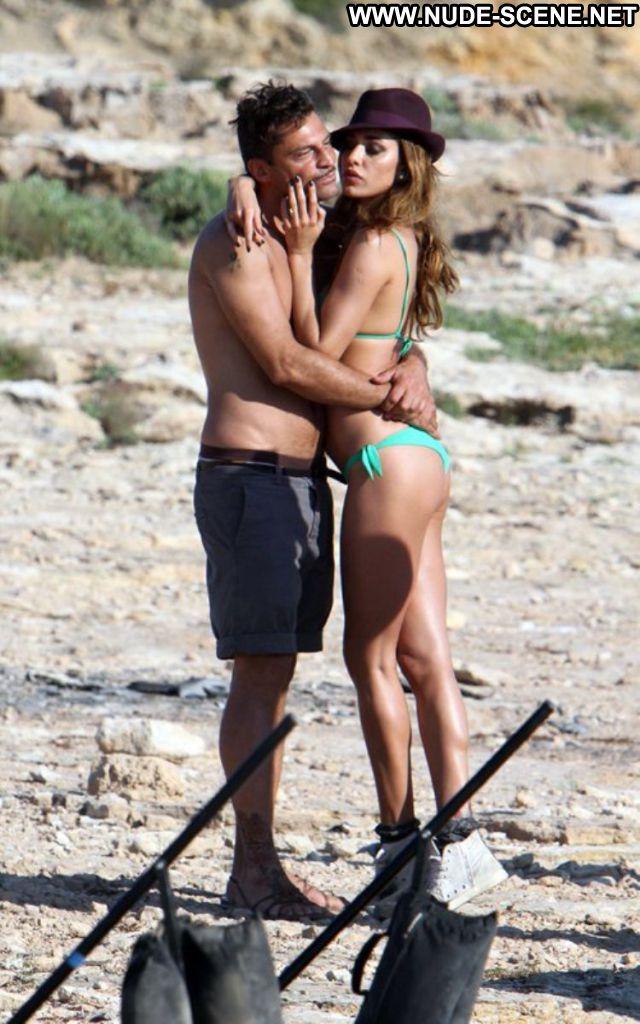Belen Rodriguez No Source Celebrity Latina Nude Celebrity Blonde Babe