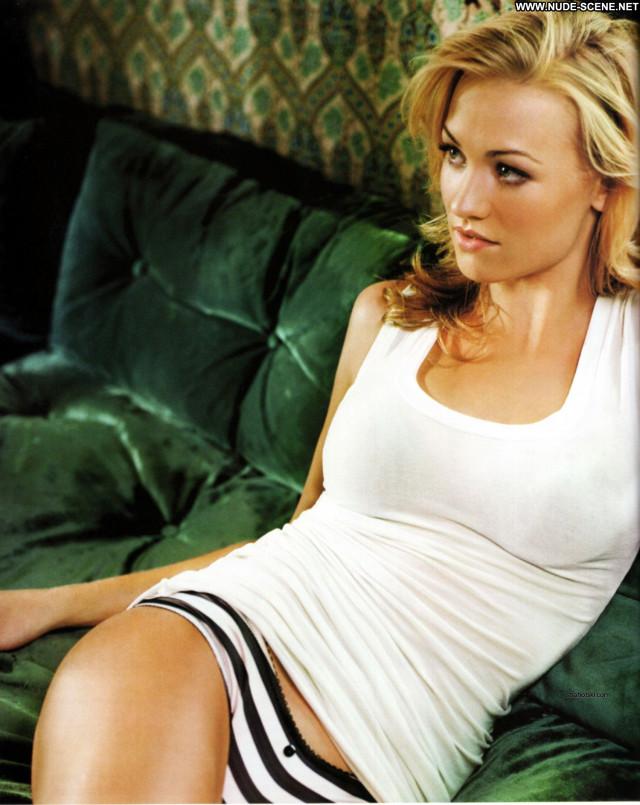 Yvonne Strahovski Van Helsing Nude Blonde Beautiful Big Tits Babe