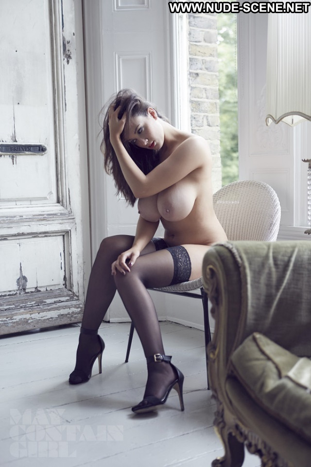 Joey Fisher Anarchy Parlor Model Babe Beautiful Topless Posing Hot
