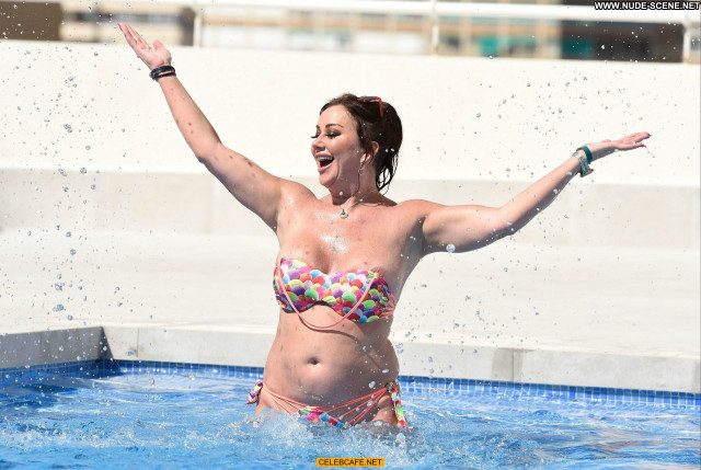 Lisa Appleton Paparazzi Shots Posing Hot Celebrity Boobs Beautiful