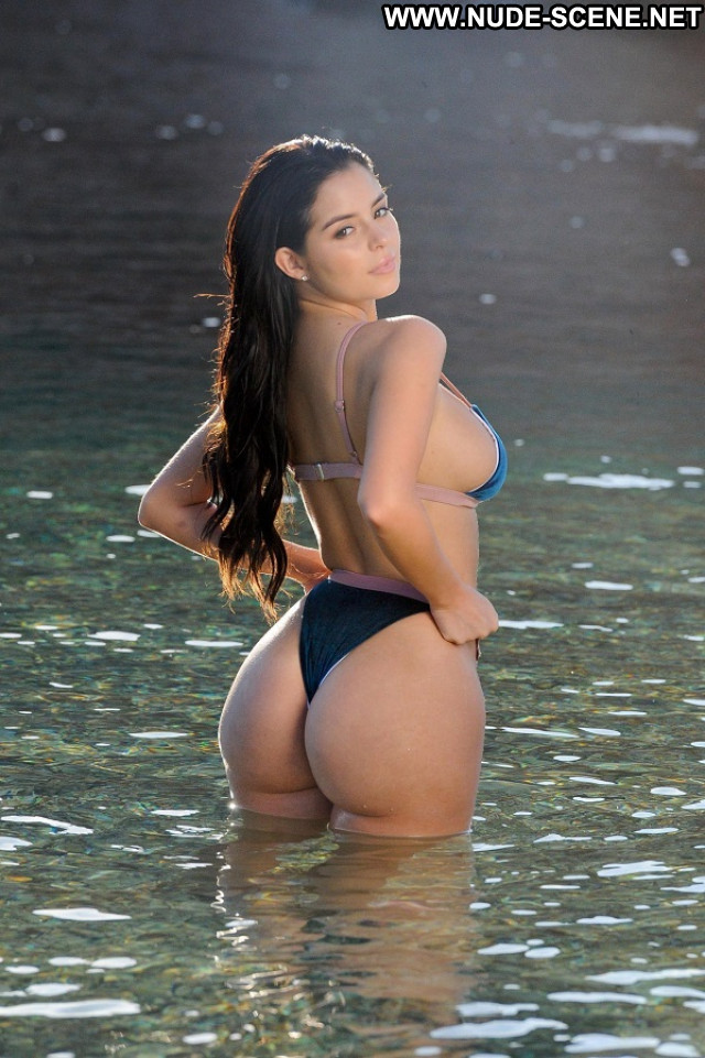 Demi Rose Topless Photoshoot Candids Candid Ibiza Denmark Topless