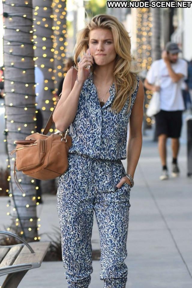 Annalynne Mccord Drive In Shopping Babe Beautiful Paparazzi Posing