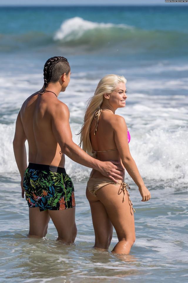 Oksana Platero Malibu Beach Beach Celebrity Sex Twitter Babe Malibu