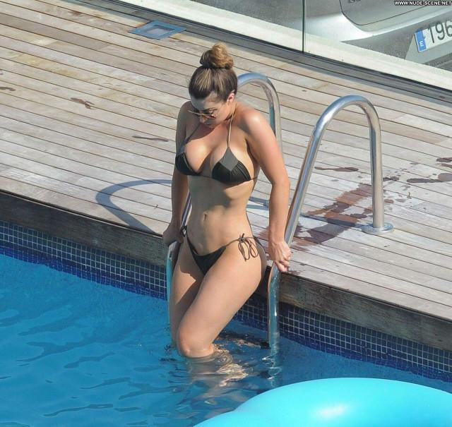 Natalie Jayne Roser No Source Fashion Model Ocean Model Thong