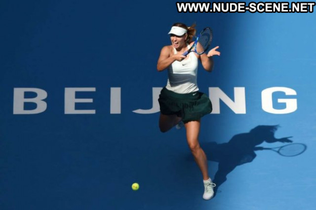 Maria Sharapova No Source Paparazzi Posing Hot Tennis Celebrity