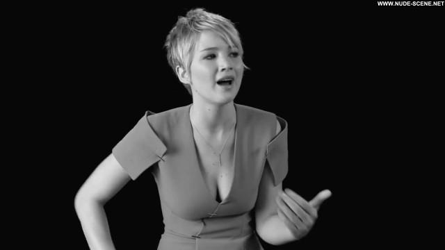 Jennifer Lawrence No Source Beautiful Celebrity Posing Hot Babe