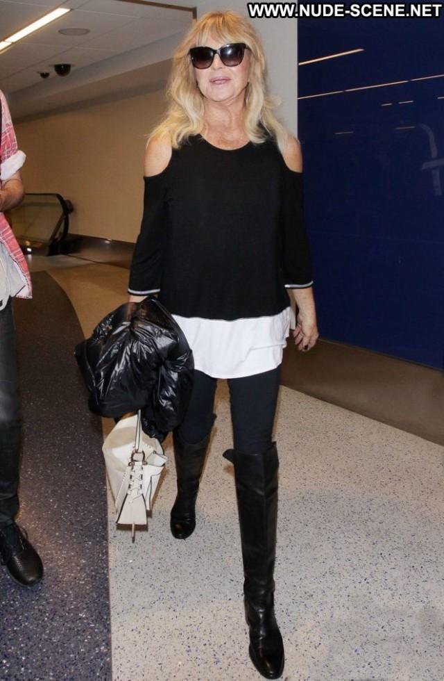 Goldie Hawn Los Angeles International Angel Beautiful Los Angeles