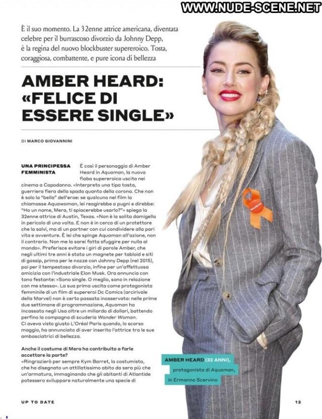 Amber Heard Style Magazine Beautiful Paparazzi Celebrity Magazine