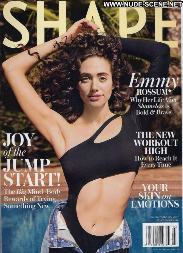 Emmy Rossum No Source Posing Hot Paparazzi Magazine Celebrity Babe