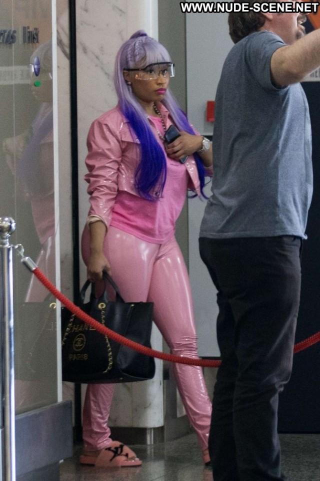 Nicki Minaj No Source Australia Celebrity Beautiful Babe Paparazzi