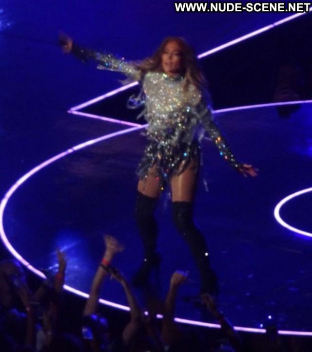 Jennifer Lopez Las Vegas Posing Hot Concert Paparazzi Celebrity