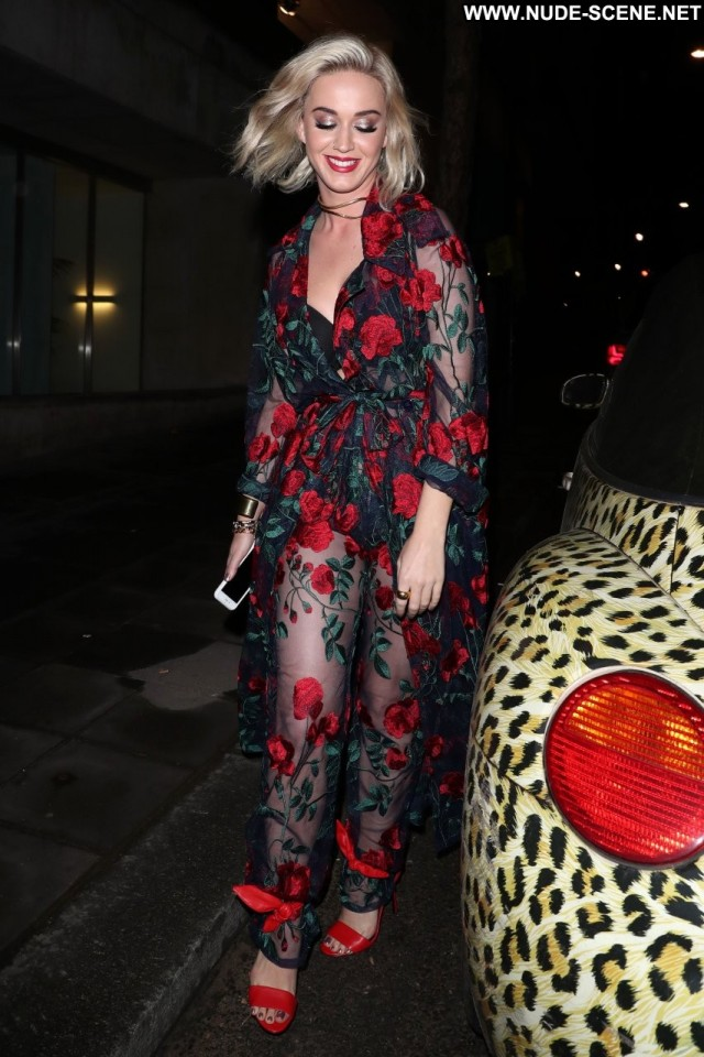 Katy Perry Brit Awards American Party Babe Singer Celebrity Posing