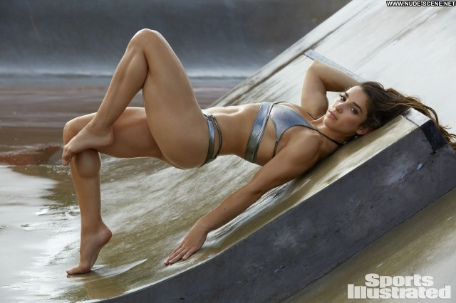 Aly Raisman Sports Illustrated  Beautiful Artistic Gym Sexy American