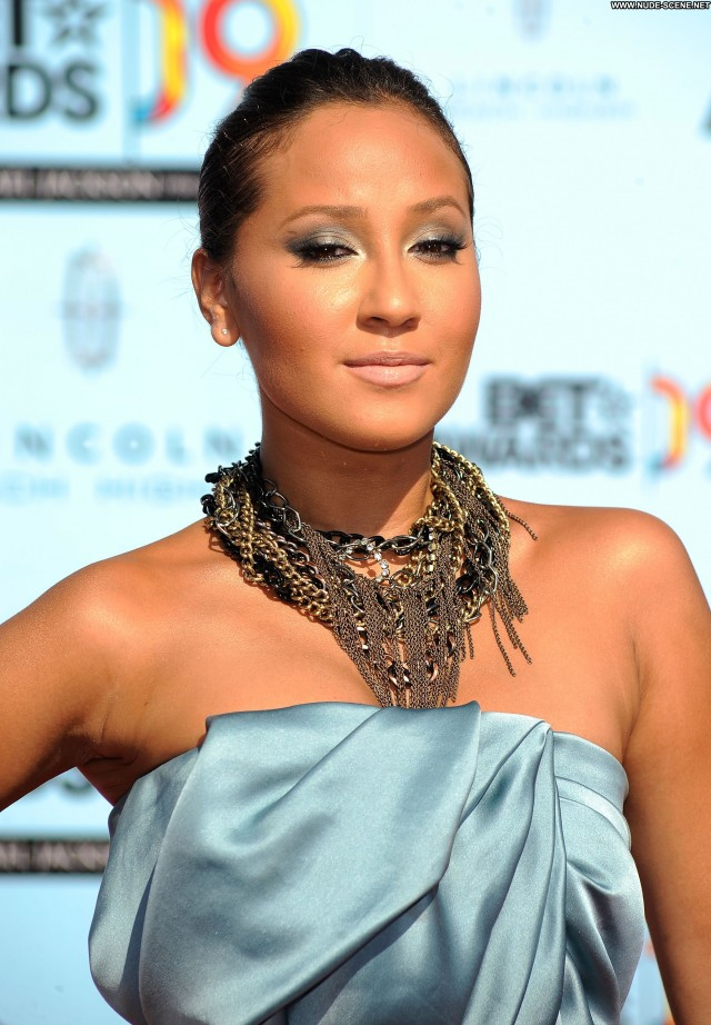 Adrienne Bailon The Shrine Awards Beautiful Babe Posing Hot Celebrity