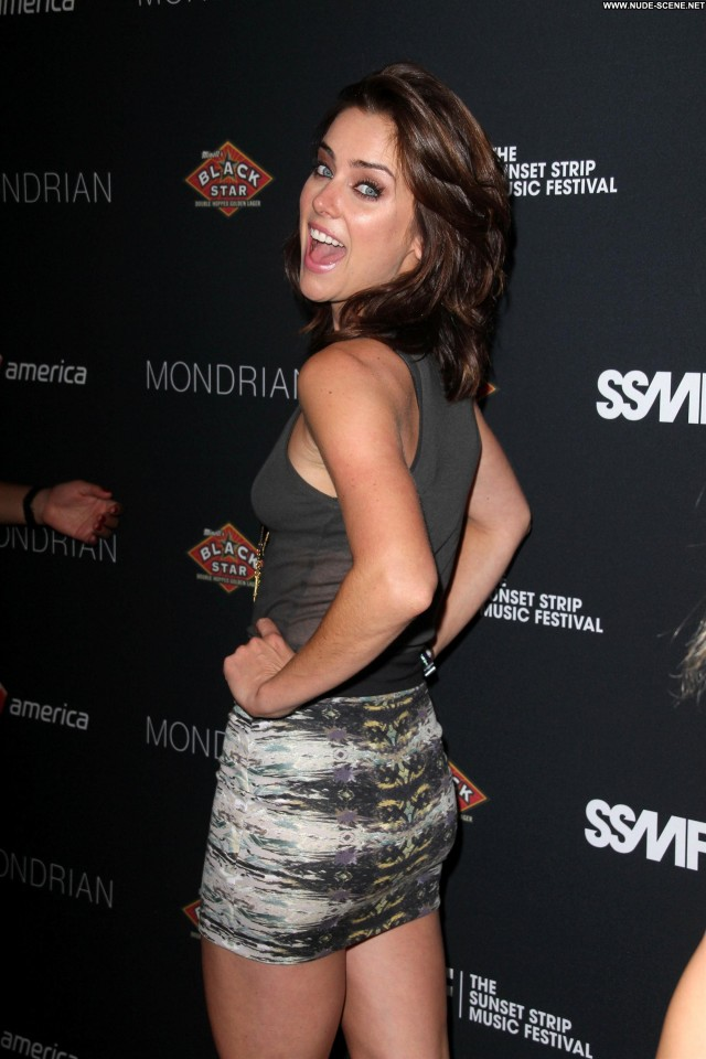 Jessica Stroup No Source Celebrity Babe Party Beautiful Posing Hot