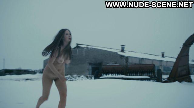 Alisa Shitikova Nude Sexy Scene Me Too Outdoors Teen Big Ass
