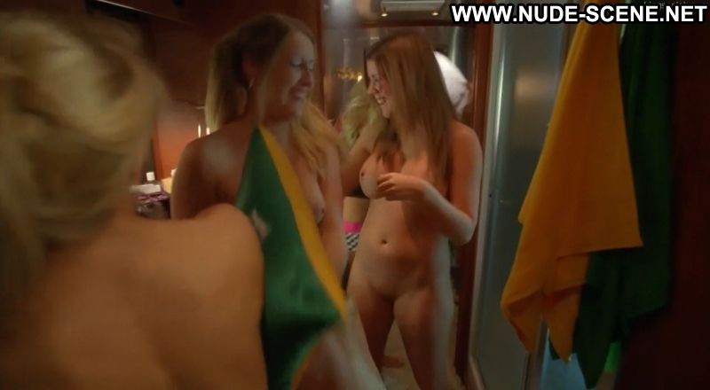 beer pong nude scene