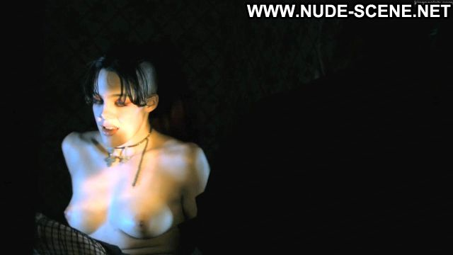 Krystal Freeman Sweatshop Goth Medium Tits Nude Scene Horny